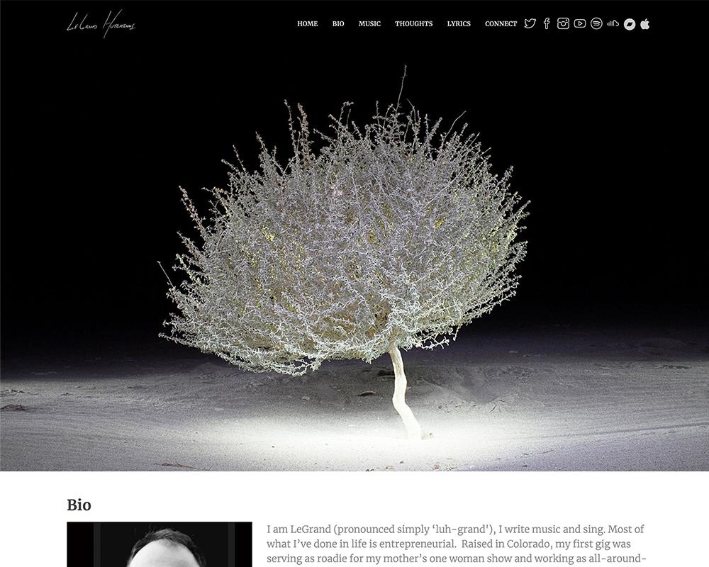 Legrand website