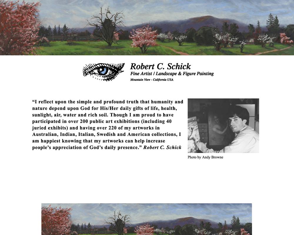 Robert Schick Artist