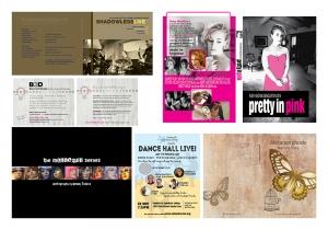 Graphic Design Portfolio 201918
